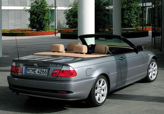 Bmw 320cd Cabrio E46 200406 Pictures