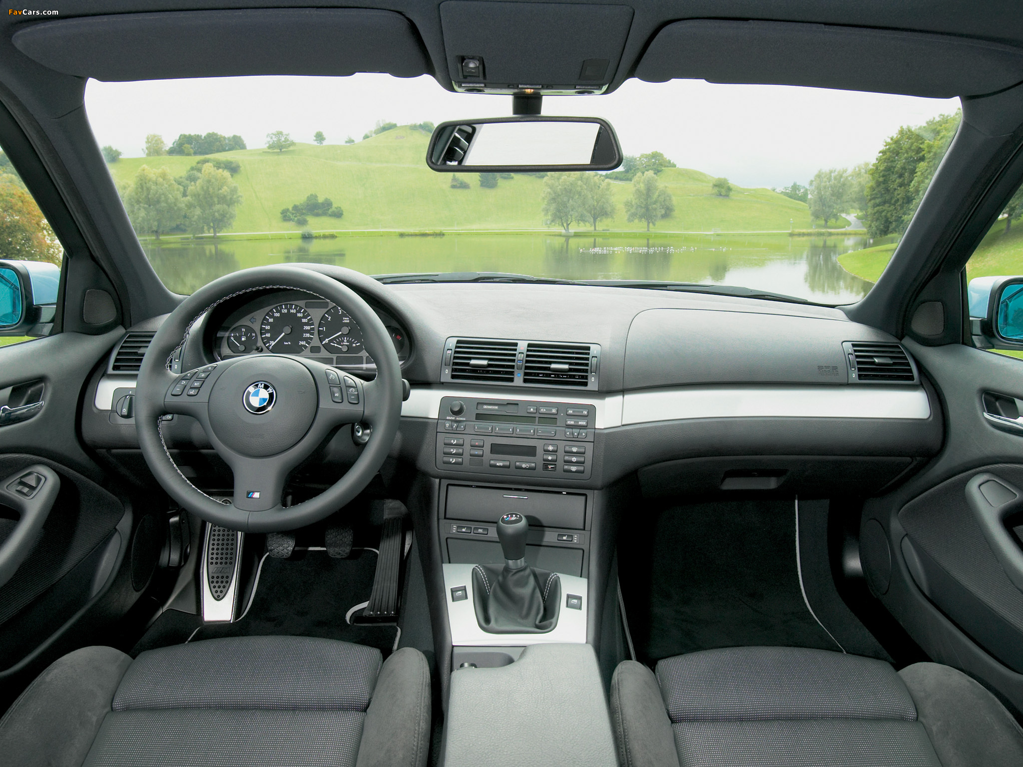 Bmw 3 Series Touring Edition 33 E46 2004 05 Wallpapers 2048x1536