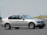 BMW 325i Sedan (E90) 2005–08 pictures