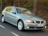 BMW 330xd Touring (E91) 2006–08 images