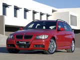 BMW 320d Touring M Sports Package ZA-spec (E91) 2006 pictures