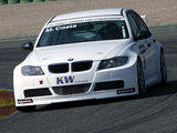 BMW 320si WTCC (E90) 2006–08 wallpapers