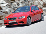 BMW M3 Coupe (E92) 2007–10 images