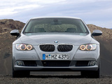 BMW 335i Coupe (E92) 2007–10 images
