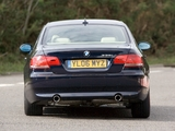 BMW 335i Coupe UK-spec (E92) 2007–10 images
