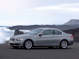 BMW 335i Coupe (E92) 2007–10 photos