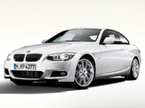 BMW 330d Coupe M Sports Package (E92) 2007–10 pictures