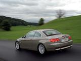 BMW 335i Cabrio (E93) 2007–10 wallpapers
