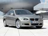 BMW 3 Series Coupe (E92) 2007–10 wallpapers