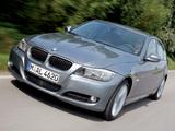 BMW 330d Sedan (E90) 2008–11 images