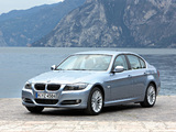 BMW 335i Sedan (E90) 2008–11 images