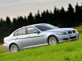 BMW 335i Sedan (E90) 2008–11 photos