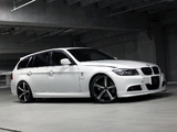 3D Design BMW 3 Series Touring (E91) 2008–12 pictures