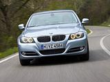 BMW 335i Sedan (E90) 2008–11 pictures