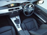 BMW 330d Sedan M Sports Package AU-spec (E90) 2008–11 wallpapers