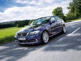 Alpina B3 Bi-Turbo Limousine (E90) 2009–10 pictures