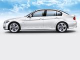 BMW 320d EfficientDynamics Edition (E90) 2009–11 pictures
