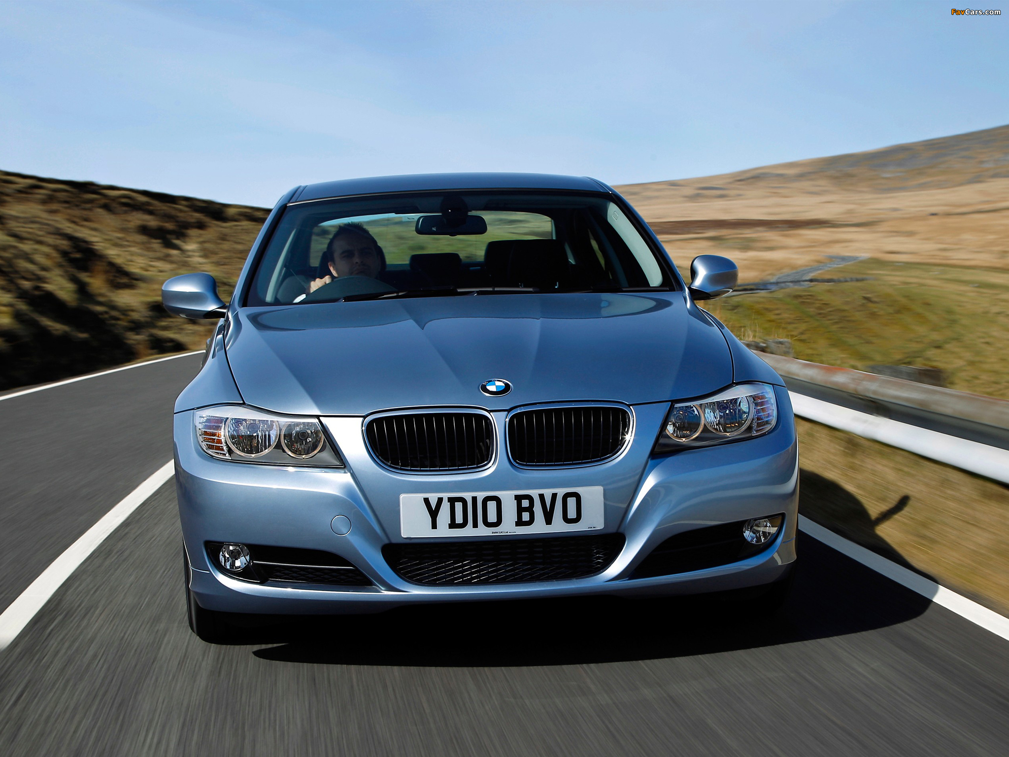 Images of bmw 320d efficientdynamics edition e90 2009 11 - Bmw 320d Efficientdynamics Edition Uk Spec E90 2009 11 Wallpapers 2048