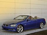 BMW 335i Cabrio US-spec (E93) 2010 images