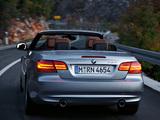 BMW 335i Cabrio (E93) 2010 images