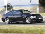 BMW 335i Coupe M Sports Package AU-spec (E92) 2010 pictures