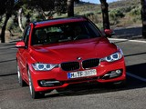 BMW 328i Touring Sport Line (F31) 2012 images