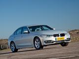 BMW 320i Sedan Sport Line (F30) 2012 images