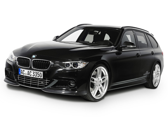 Ac Schnitzer Acs3 30d M Technik Touring F31 2012 Images