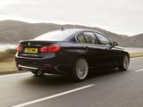 BMW 335i Sedan Luxury Line UK-spec (F30) 2012 photos