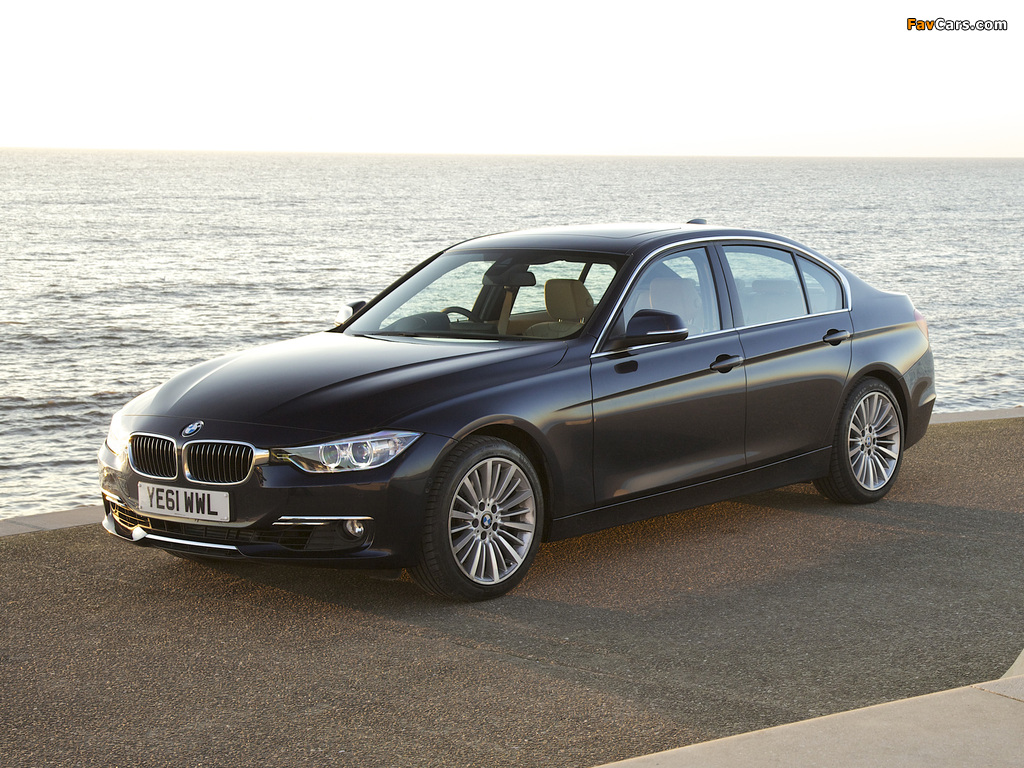 Bmw 335i Sedan Luxury Line Uk Spec F30 2012 Pictures
