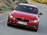 BMW 335i Sedan Sport Line (F30) 2012 pictures
