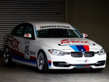 BMW 3 Series Sedan Race Car (F30) 2012 pictures