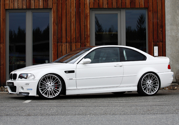 G Power Bmw M3 Coupe E46 2012 Wallpapers