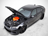EAS BMW M3 Sedan VF620 Supercharged (E90) 2012 wallpapers