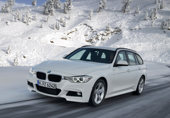 bmw 320d xdrive touring m sports package f31 2013 photos. Black Bedroom Furniture Sets. Home Design Ideas