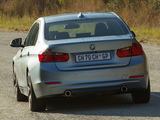 BMW ActiveHybrid 3 ZA-spec (F30) 2013 photos