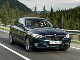 BMW 335i Gran Turismo Luxury Line (F34) 2013 photos