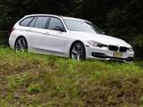 BMW 328i xDrive Sports Wagon (F31) 2013 pictures