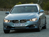 BMW ActiveHybrid 3 ZA-spec (F30) 2013 pictures
