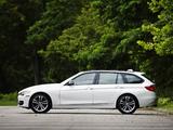 BMW 328i xDrive Sports Wagon (F31) 2013 wallpapers