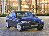 BMW 320d Gran Turismo Luxury Line ZA-spec (F34) 2013 wallpapers