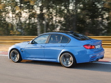 BMW M3 ZA-spec (F80) 2014 pictures