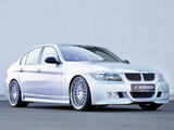 Hamann BMW 3 Series Sedan (E90) photos