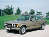 BMW 320 Coupe (E21) 1975–77 photos