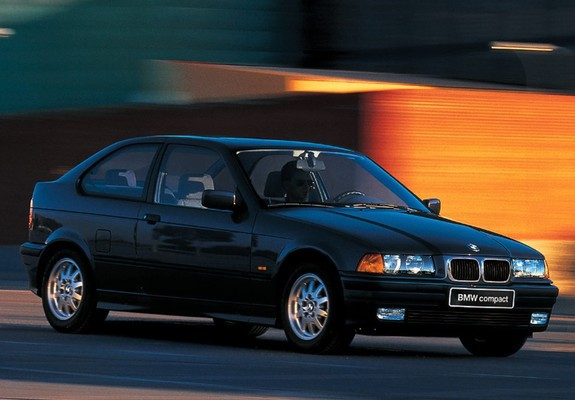 Bmw 316i Compact E36 19942000 Wallpapers