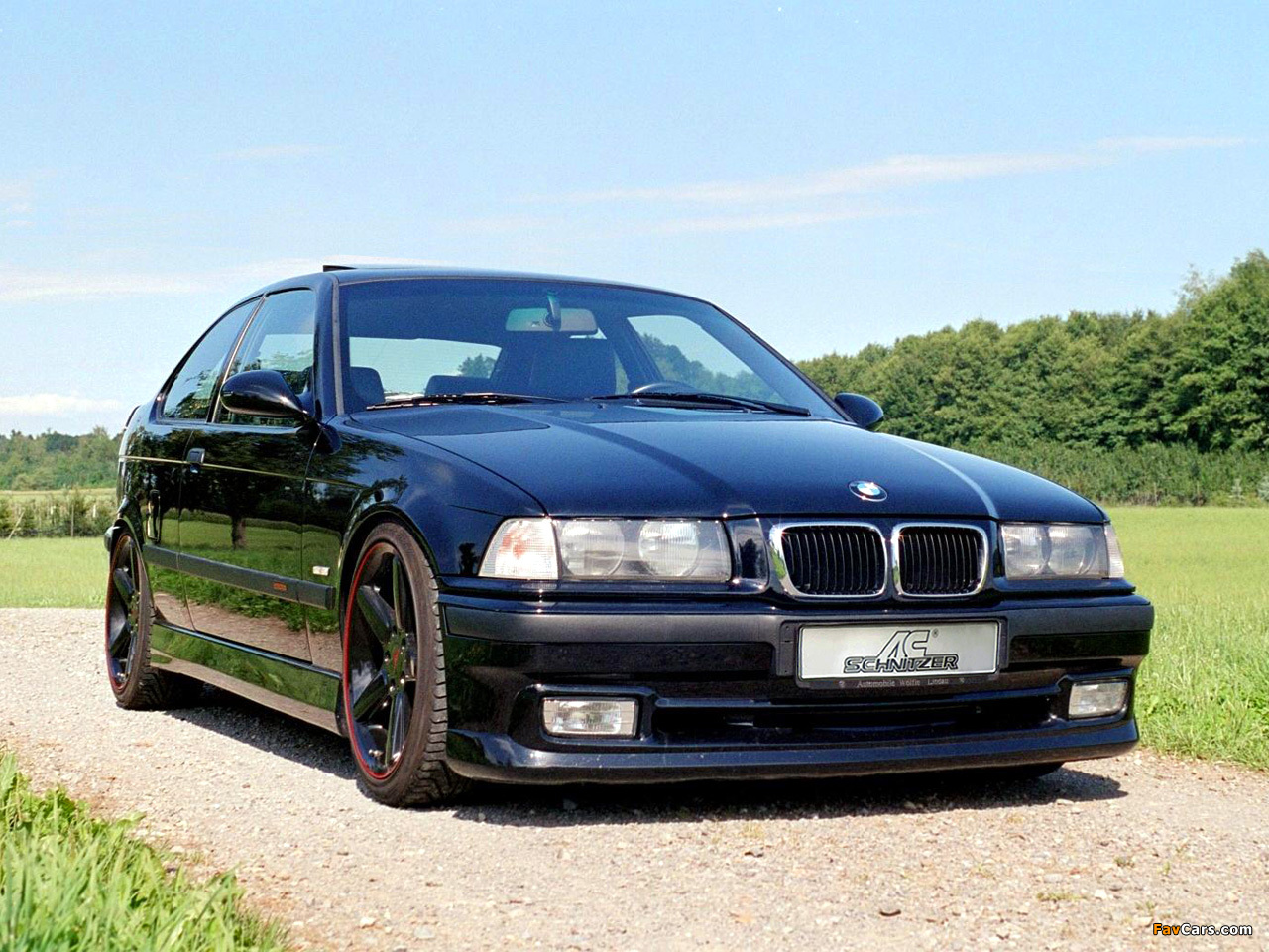 Ac Schnitzer Acs3 3 2 Compact 10 Years Limited Edition