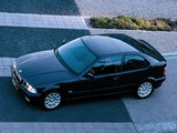 BMW 323ti Compact (E36) 1997–2000 pictures