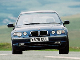 BMW 325ti Compact UK-spec (E46) 2001–05 pictures