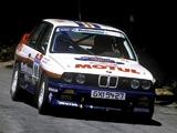 Images of BMW M3 Group A Rally (E30) 1987–90