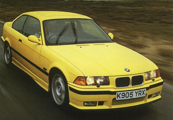 Of BMW M Coupe UKspec E - 1993 bmw m3